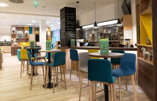 Bar del hotel Holiday Inn ESSEN - CITY CENTRE