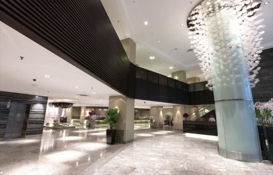 Lobby Parkroyal On Kitchener Road