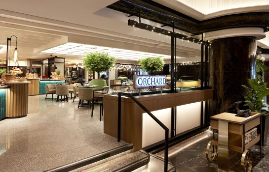 Ontbijtbuffet Orchard Hotel Singapore