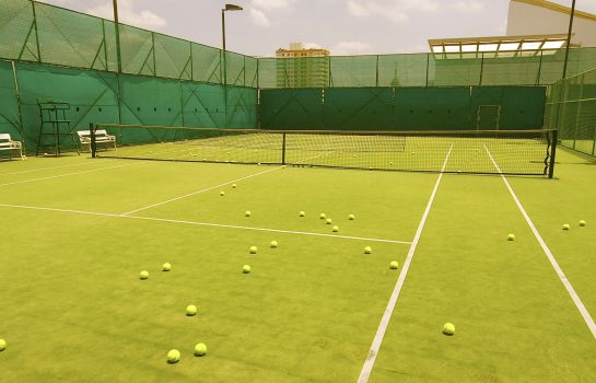 Campo da tennis Pathumwan Princess Hotel