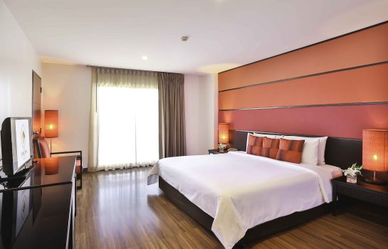 Doppelzimmer Standard Sunbeam Hotel Pattaya formerly Eastin Hotel Pattaya