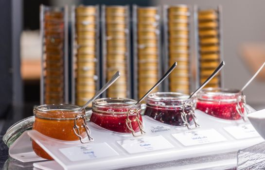 Ontbijtbuffet TRYP Centro