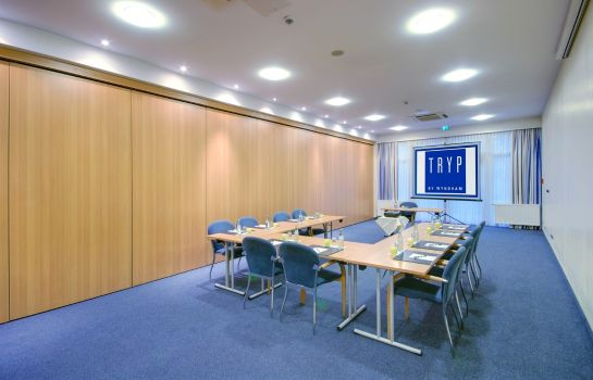 Conference room TRYP Centro