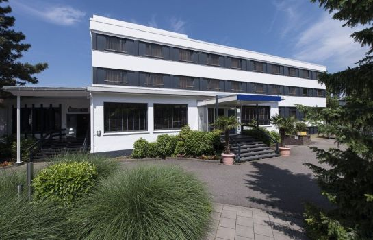 Exterior view EHM Hotel Offenburg City