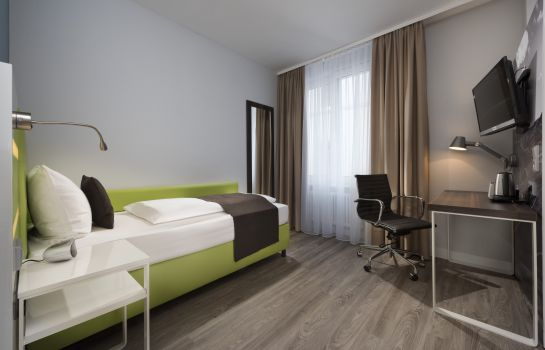 Single room (standard) EHM Hotel Offenburg City