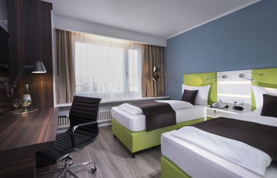 Double room (standard) EHM Hotel Offenburg City