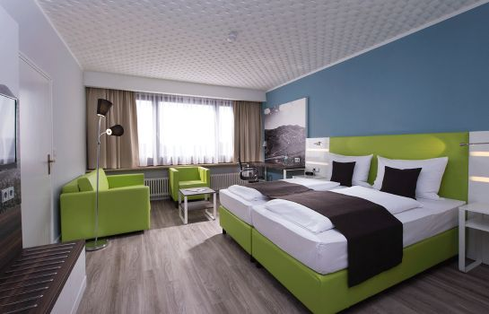 Double room (superior) EHM Hotel Offenburg City