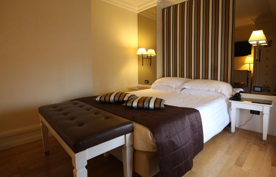 Double room (superior) Milano & SPA