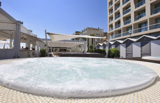Bain bouillonnant Excelsior Hotel Congress Spa Lido