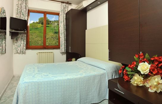 Chambre individuelle (standard) La Meridiana