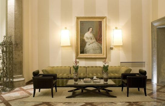 Lobby Grand Hotel Cavour