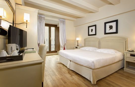Double room (standard) Grand Hotel Cavour