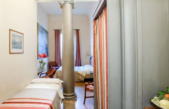 Triple room Hotel Unicorno