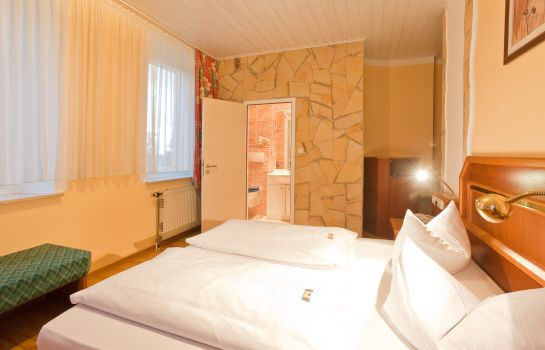Chambre double (standard) Seebauer Hotel Gut Wildbad