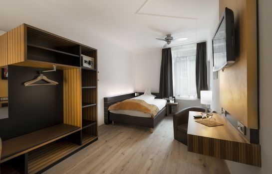 Single room (standard) Leipziger Hof Innsbruck
