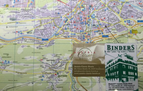How to find us Austria Classic Binders