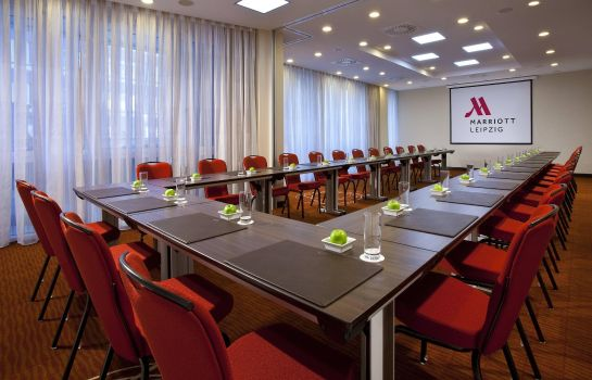 Conference room Leipzig Marriott Hotel Leipzig Marriott Hotel