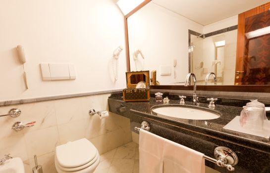Bagno in camera Adi Doria Grand Hotel