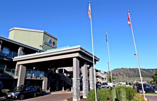 Vista exterior Accent Inns Kamloops