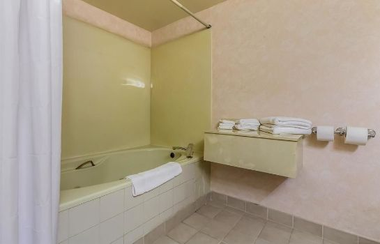 Cuarto de baño Motel 6 Trenton ON