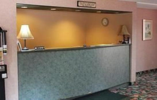 Reception Motel 6 Trenton ON