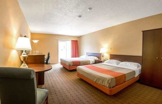 Camera standard Motel 6 Trenton ON