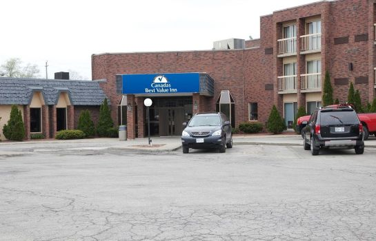 Buitenaanzicht Canadas Best Value Inn Welland Niagara Falls