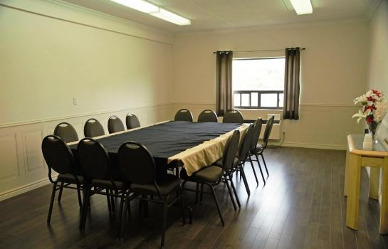 Vergaderkamer Canadas Best Value Inn Welland Niagara Falls