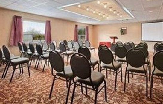 Besprechungszimmer Canadas Best Value Inn Welland Niagara Falls