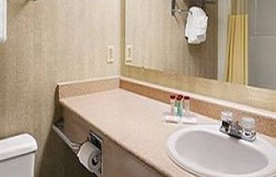Cuarto de baño Canadas Best Value Inn Welland Niagara Falls