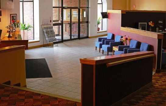 Hotelhalle Canadas Best Value Inn Welland Niagara Falls