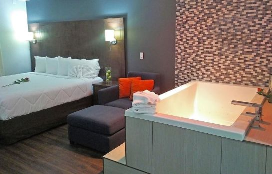Standaardkamer Canadas Best Value Inn Welland Niagara Falls