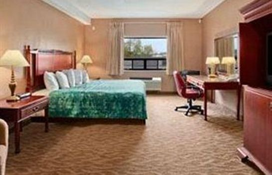 Habitación estándar Canadas Best Value Inn Welland Niagara Falls