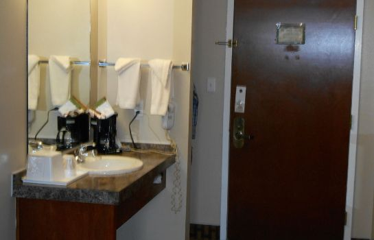 Cuarto de baño GUESTHOUSE INN FORT SMITH