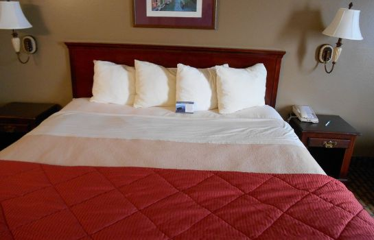Chambre individuelle (confort) GUESTHOUSE INN FORT SMITH
