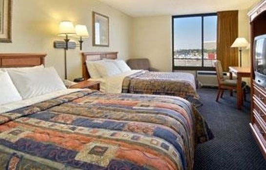Zimmer DAYS HOTEL OAKLAND AIRPORT