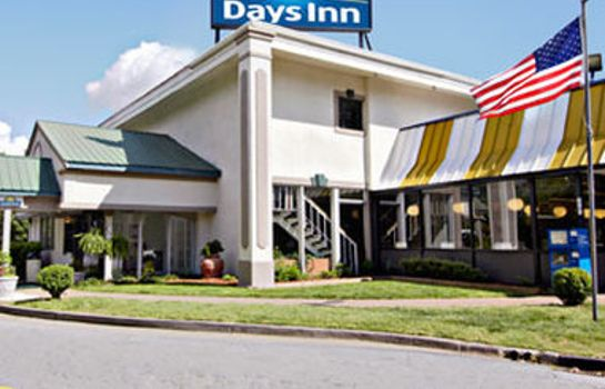 Exterior view DAYS INN ATLANTA NORTWEST