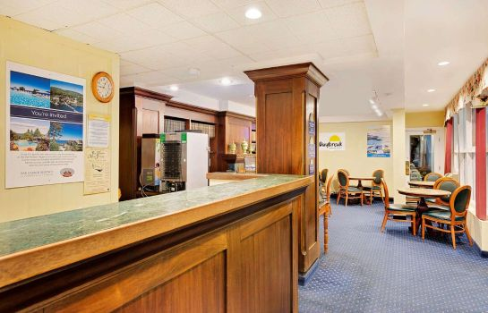 Lobby Days Inn by Wyndham Bar Harbor Days Inn by Wyndham Bar Harbor