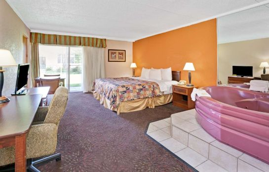 Room DAYS INN ANN ARBOR