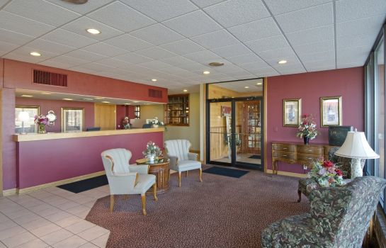 Hotelhalle Econo Lodge Albert Lea