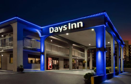 Außenansicht Days Inn by Wyndham Anderson/Clemson Area