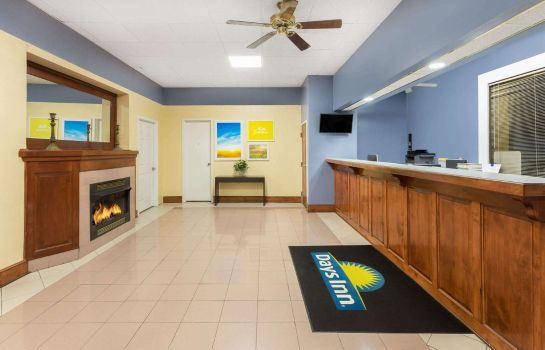 Hotelhalle DAYS INN ORANGEBURG SOUTH