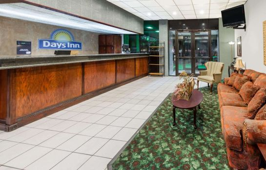 Hotelhalle Days Inn by Wyndham Amarillo East
