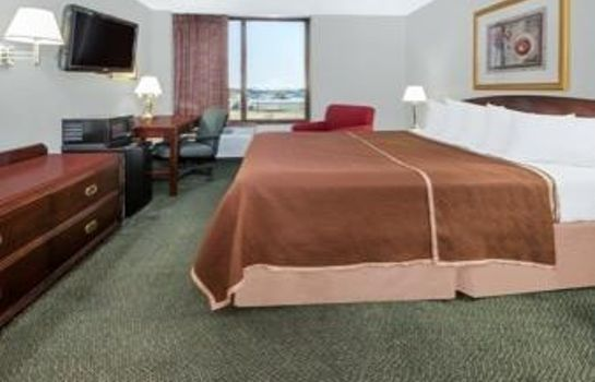 Zimmer DAYS INN AMARILLO EAST