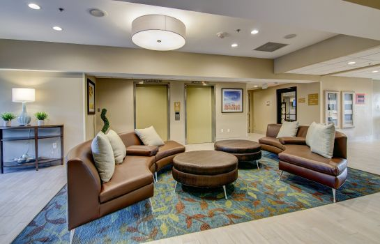 Hotelhalle Candlewood Suites RICHMOND - WEST BROAD