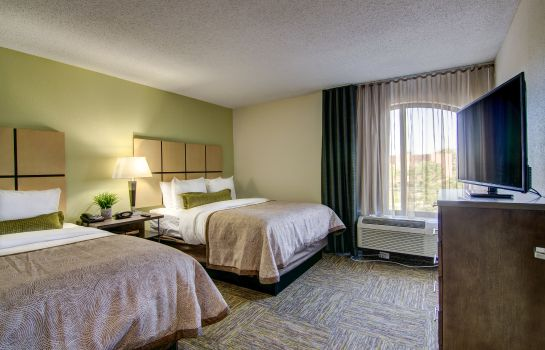 Zimmer Candlewood Suites RICHMOND - WEST BROAD