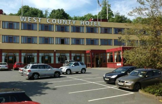 Exterior view West County Hotel