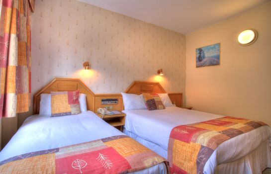Double room (standard) West County Hotel