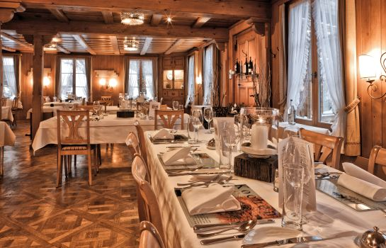 Restaurant Kemmeriboden-Bad Swiss Quality