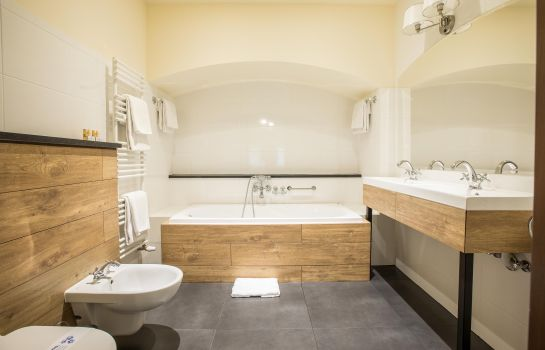 Bathroom Diament Hotel Plaza Gliwice
